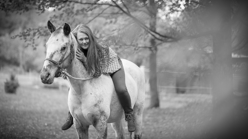 Equine Photography by Nicole J. Perry: Tasha and Surprise